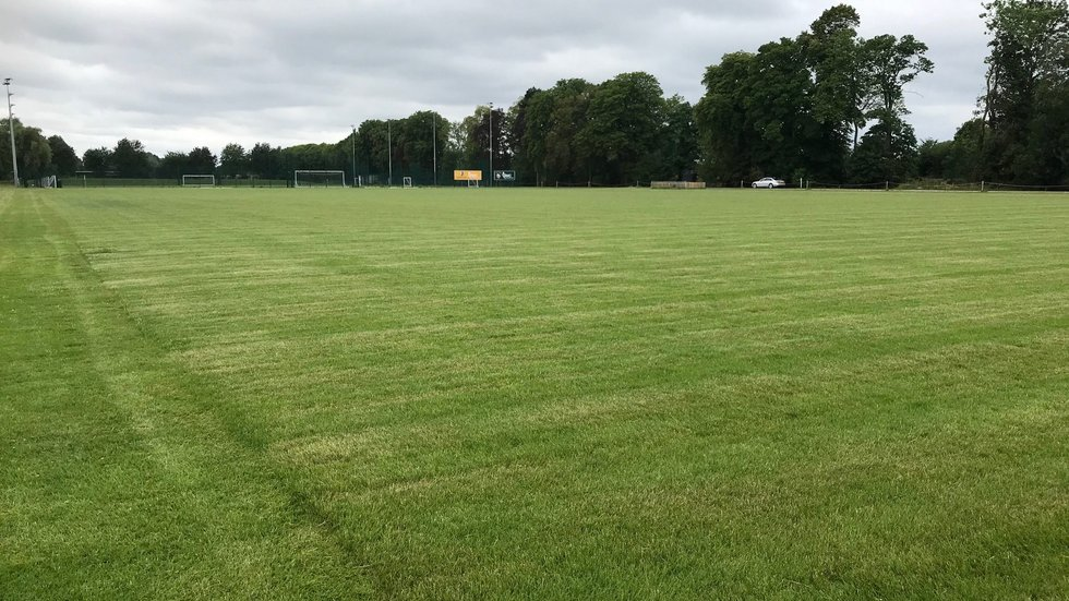 A new selection of sports pitches will be available this autumn at BMC
