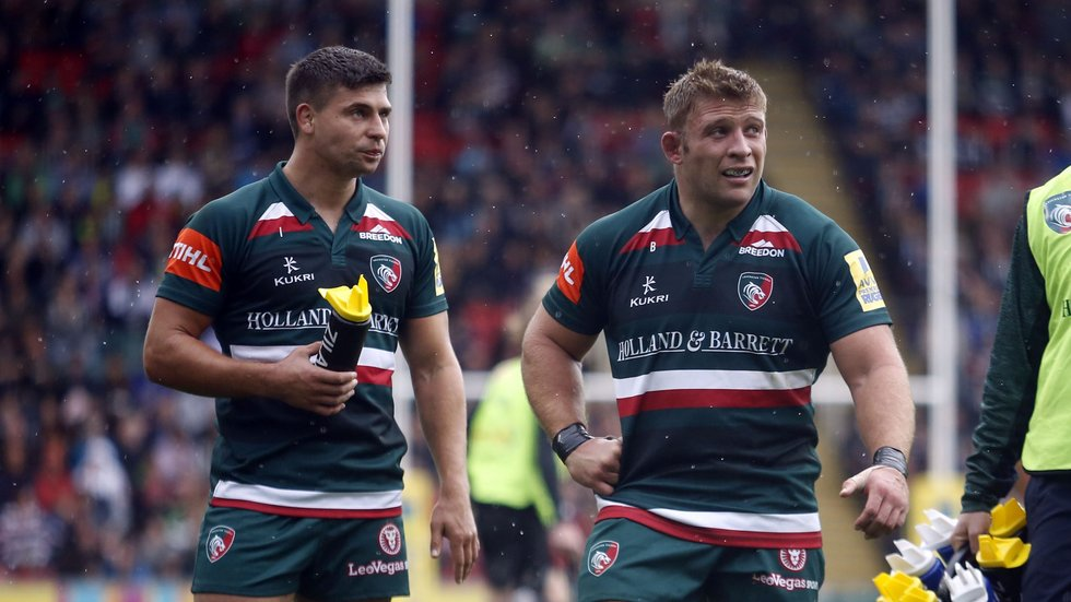 Ben and Tom Youngs have reached international status since joining the Tigers ranks from home in Norfolk