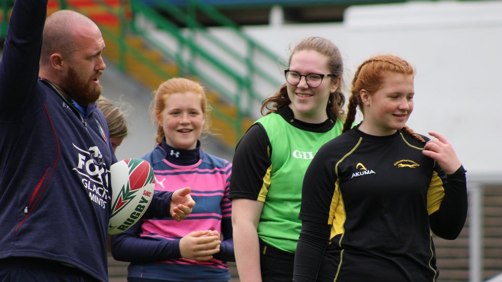 The club is looking for a rugby development officer with emphasis on women's rugby