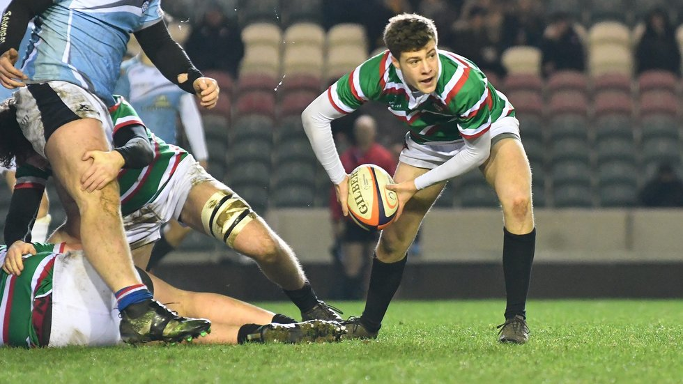 Scrum-half Sam Edwards is included in the 26-man England squad for the summer tour