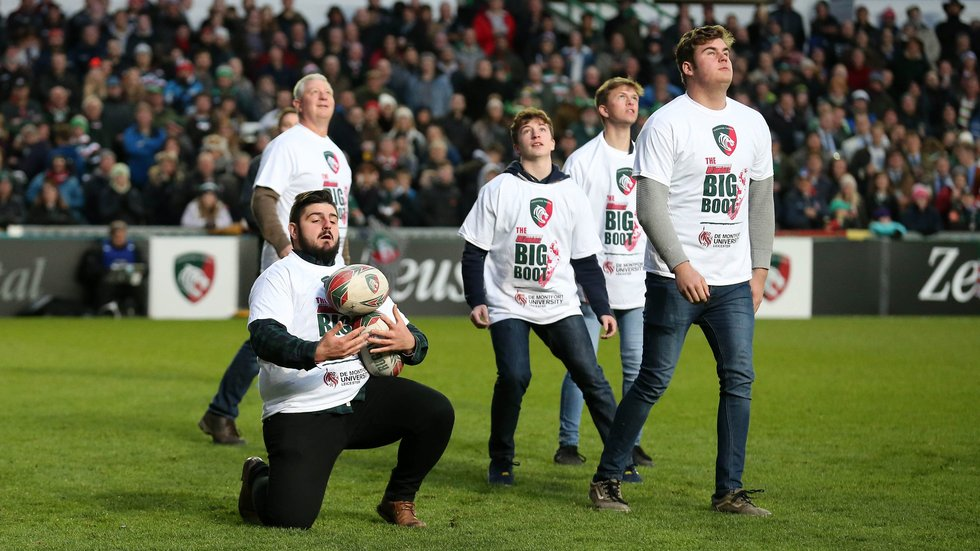 One more catch to the total for Sleaford RFC on Sunday