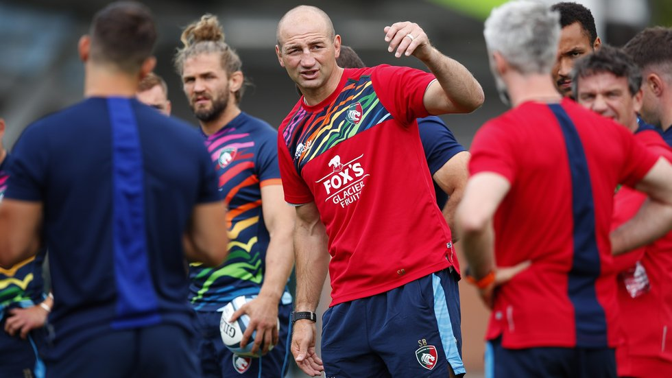Steve Borthwick has named his debut Leicester Tigers team
