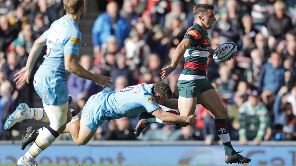 George Ford (Fly-half) | Leicester Tigers