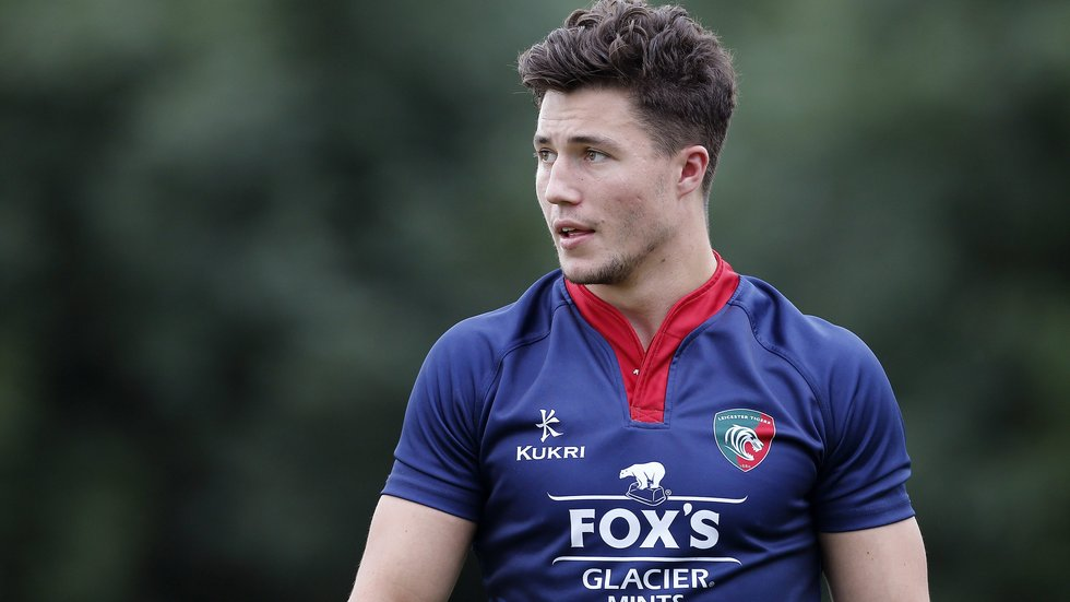 Former England Under-20s wing Sam Aspland-Robinson has a run-out in the Premiership Sevens