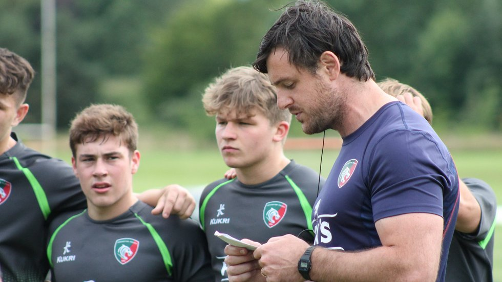 Matt Smith will direct a young Tigers squad at the Premiership Sevens