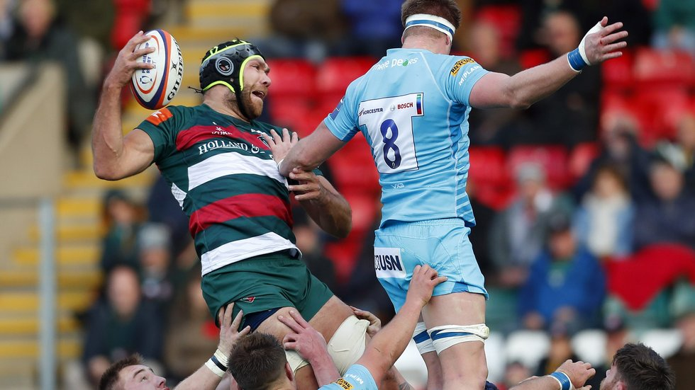 Graham Kitchener returns to the Leicester Tigers line-up for the trip to the Recreation Ground