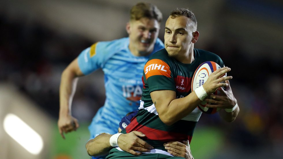 Tom Hardwick is retained in the England Under-20s squad for their preparation period