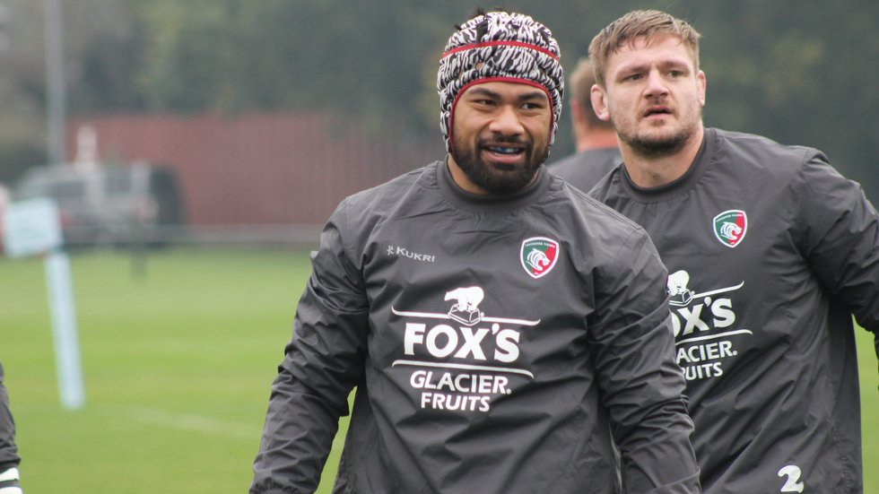Jordan Taufua returns to the Tigers squad for the trip to Italy this weekend