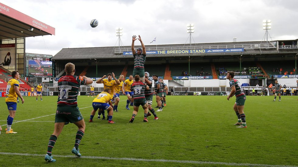 There was a different feel to Tigers v Bath at Welford Road last Saturday.
