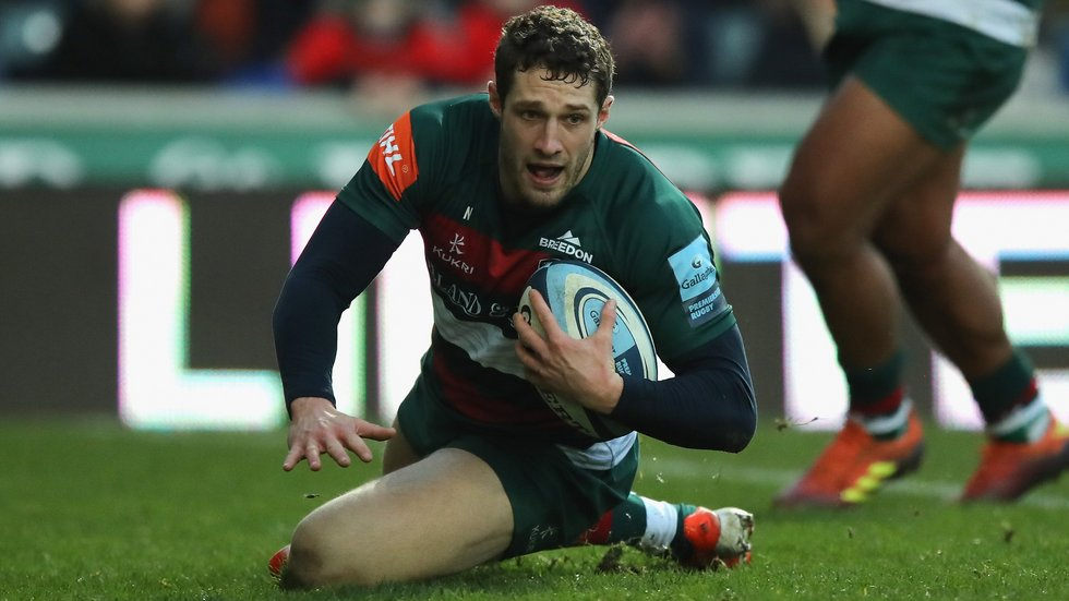Davies leads new-look Wales against Italy