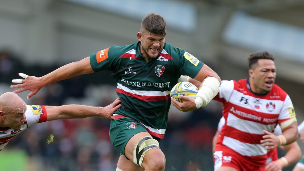 Leicester Tigers: Cole, Toomua, Veainu, Bateman and Williams sign new deals