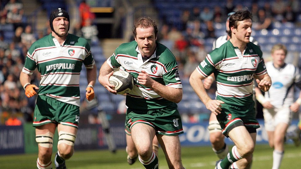 Geordan Murphy's landmark appearance and try came at the home of Leicester City