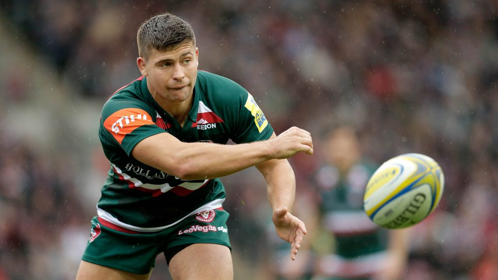 Ben Youngs returns to the England side after missing most of the Six Nations with injury