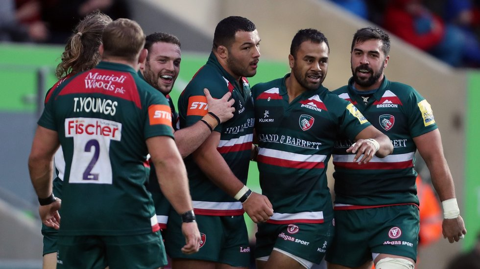 The influence of Ellis Genge and Telusa Veainu continues to grow in the Tigers ranks