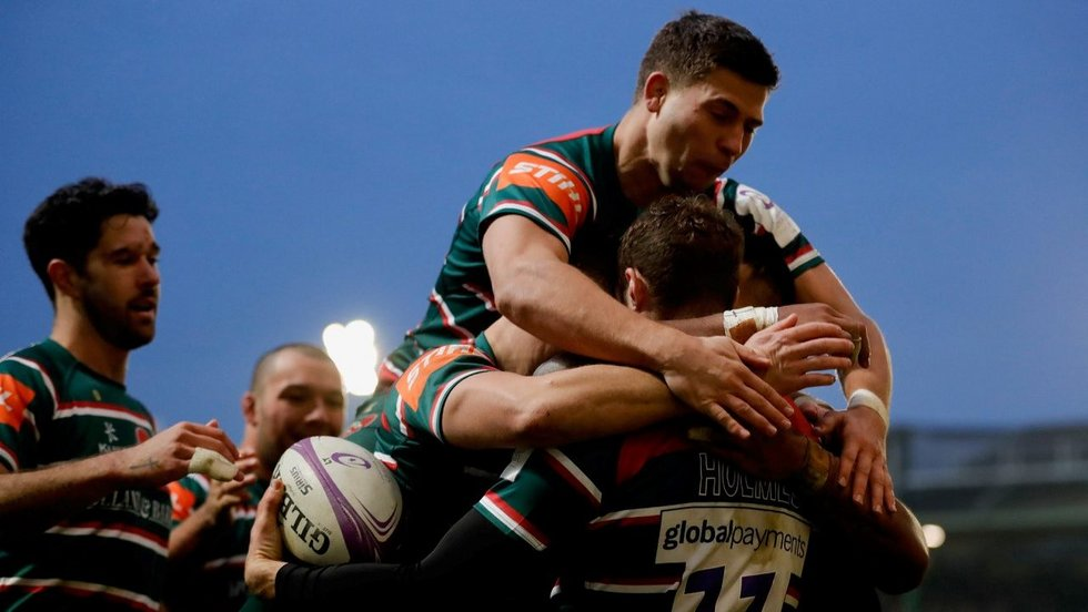 The scrum-half is included from the off against Northampton Saints.