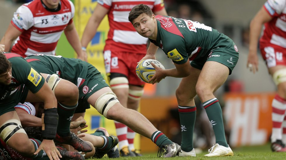 Ben Youngs joins three club colleagues in the England squad next week