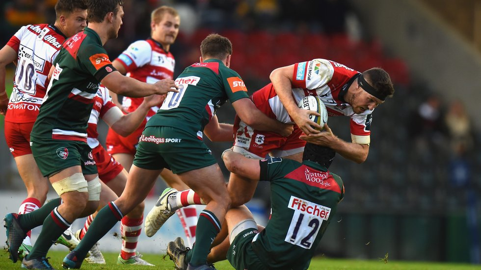 Tigers work hard in defence to secure a cup win against Gloucester