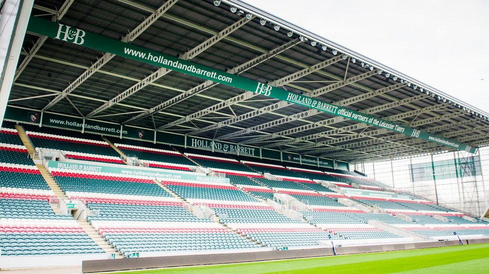 Holland & Barrett | Leicester Tigers