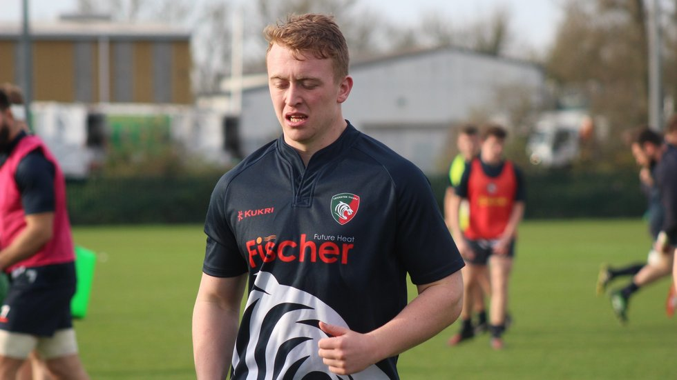 Leicester Tigers back-rower Tommy Reffell has captained Wales throughout the Under-20s Championship