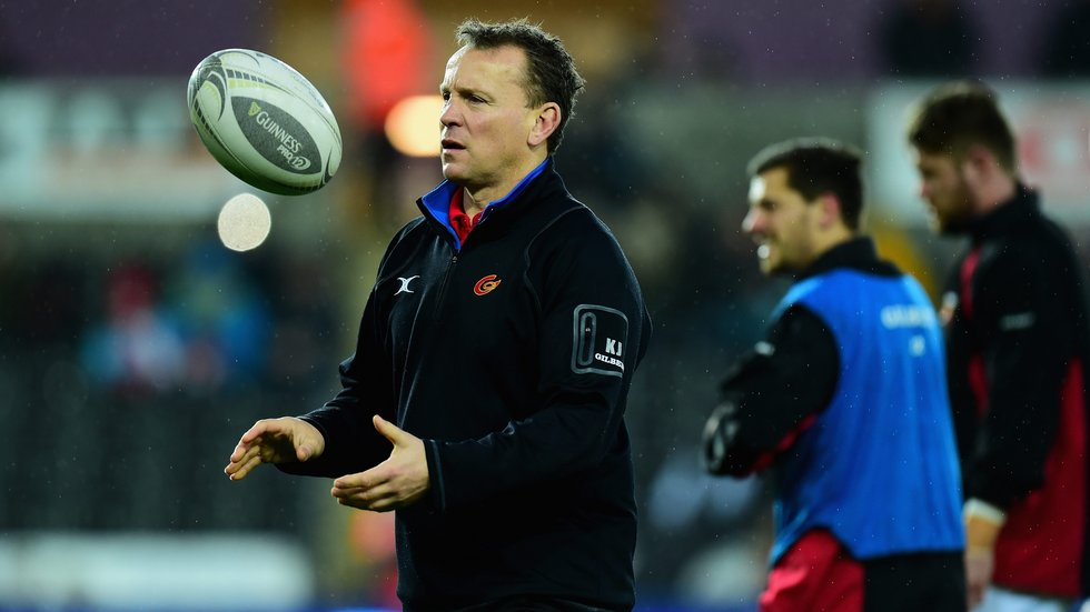 Kingsley Jones previously coached Stankovich at Newport Gwent Dragons.