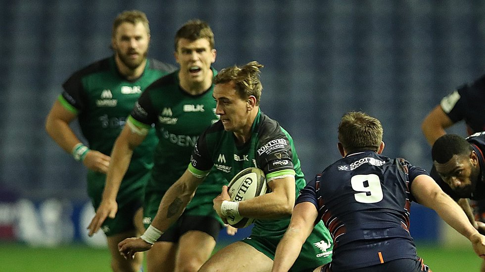 Connacht is a new name in the visitors' book at Mattioli Woods Welford Road this week