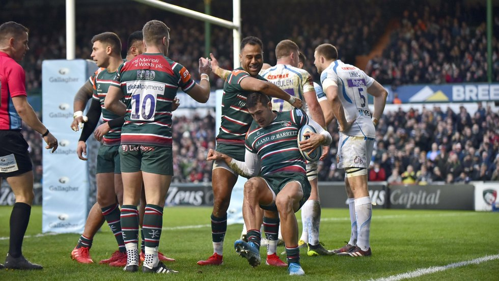 Matchday Guide First Home Game Of Decade Leicester Tigers