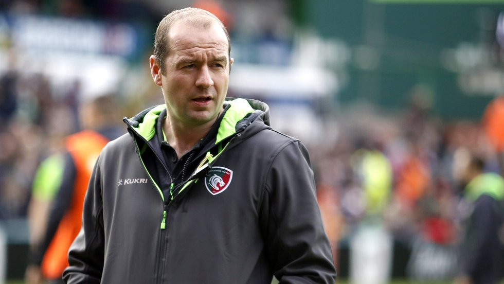 Director of Rugby: Geordan Murphy