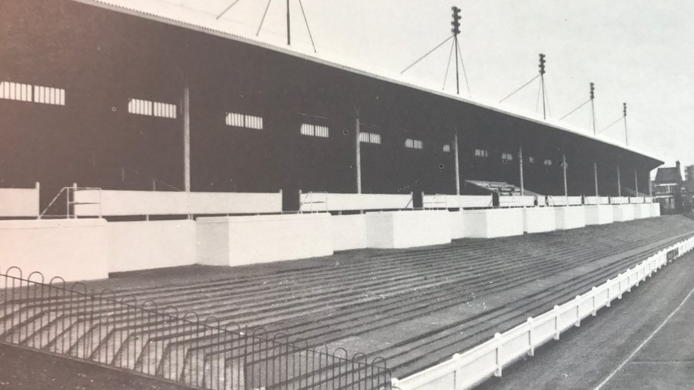 The Crumbie Stand - 1965