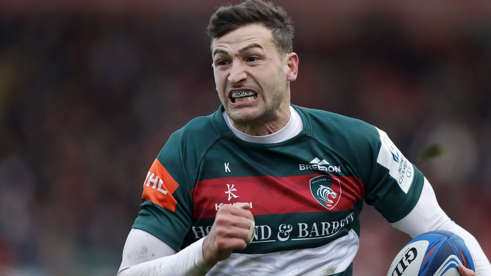 Jonny May makes his first appearance of the summer series at Twickenham this weekend