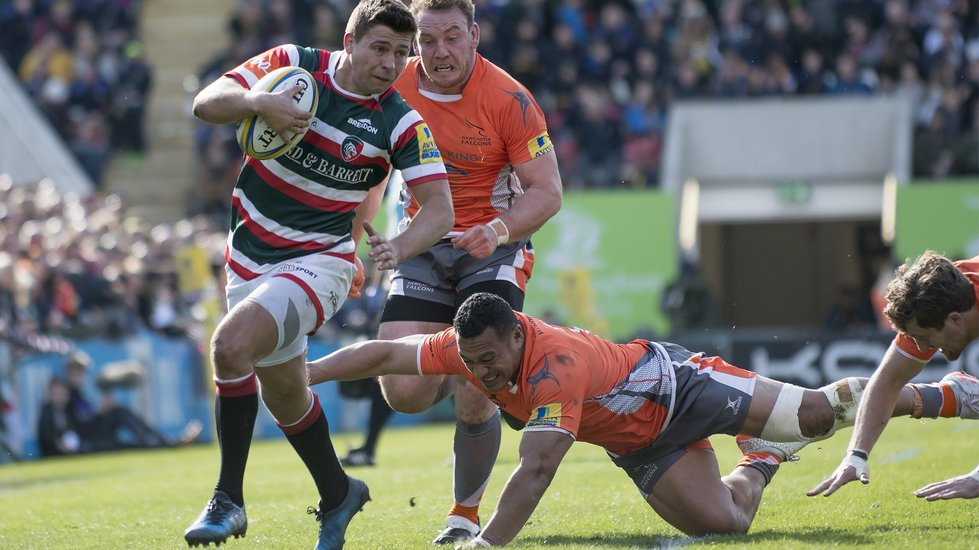 Ben Youngs is ready for his first outing in pre-season this week