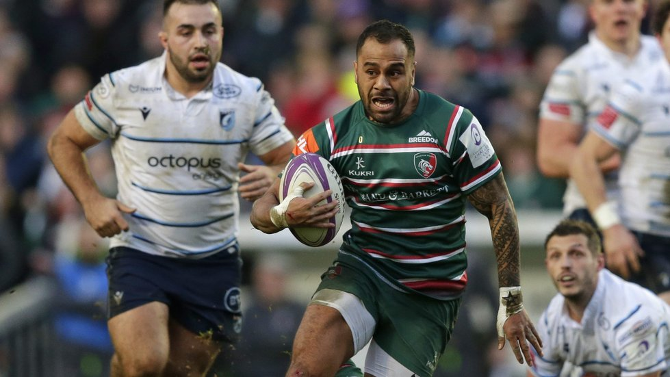 Leicester Tigers V Cardiff Blues European Rugby Challenge