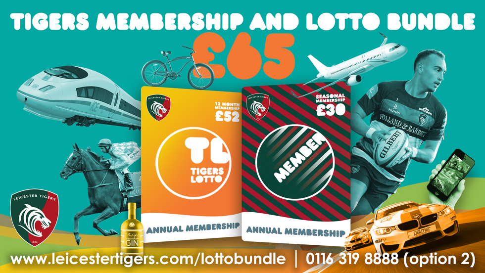 Complimentary ticket for 2019/20 Tigers members | Leicester Tigers