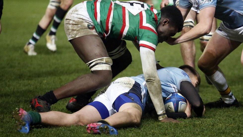 England have selected Tigers back-rower Emeka Ilione in the tour squad