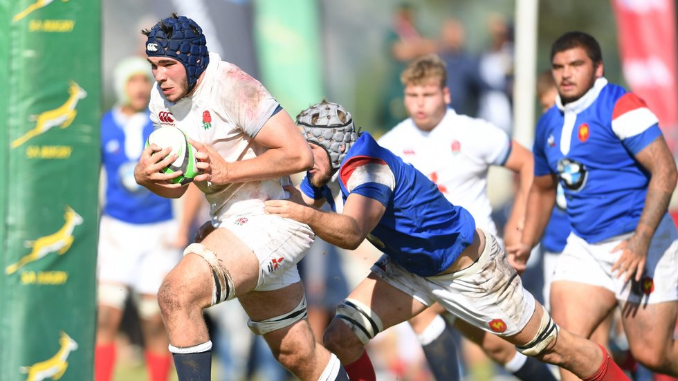 George Martin earned his first England honours last summer on the tour in South Africa