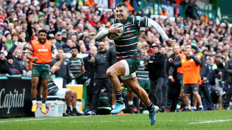 Jonny May is included in a 34-man England squad for the forthcoming internationals
