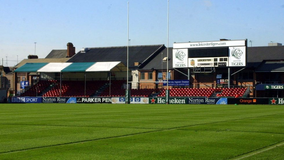 Welford Road Clubhouse - 2001/02