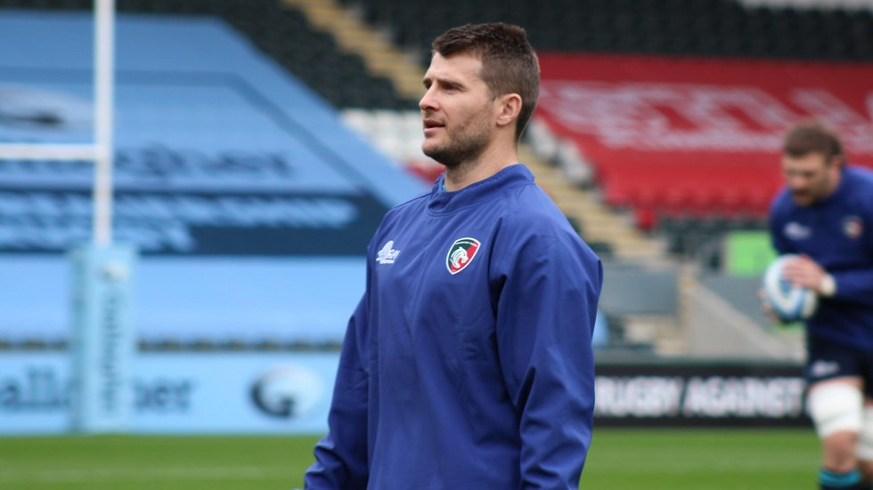Scrum-half Richard Wigglesworth will run out for the first time in Tigers colours