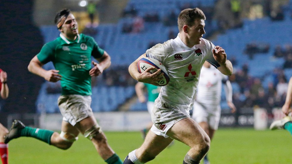 Ben White was a central part of the Under-20s Six Nations campaign and has enjoyed a good showing in the World Championships