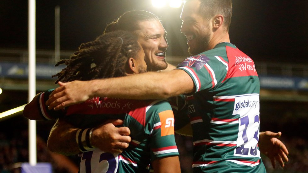 Wins over Exeter Chiefs and Bath have kept Tigers in the hunt for semi-final places.