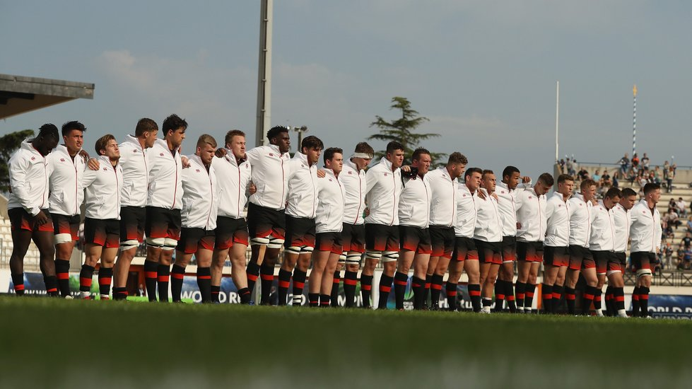 England claimed maximum points in the opening fixture of the World Under-20s campaign