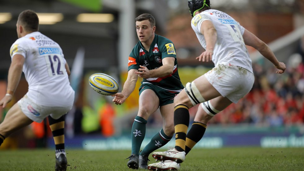 A tense victory over Wasps last weekend kept Tigers in the frame to challenge for semi-final places in the Aviva Premiership
