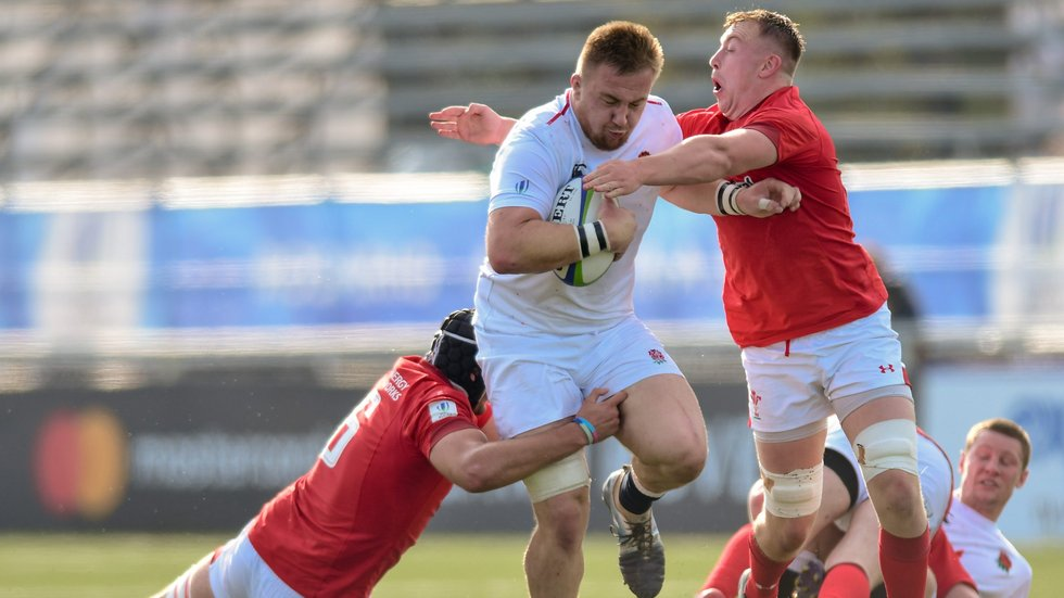 Try for Tiger cub Heyes in U20s play-off victory