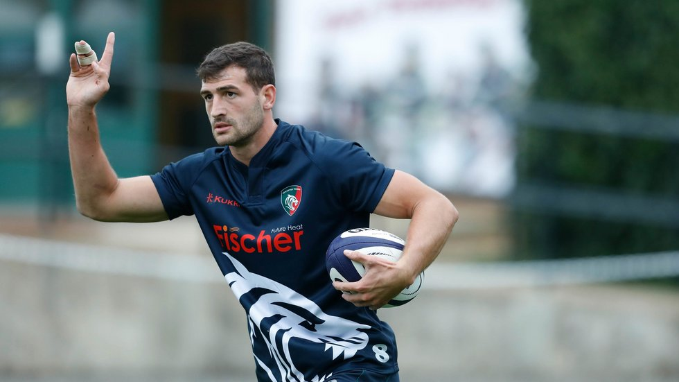 Jonny May is one of five Tigers retained by England head coach Eddie Jones