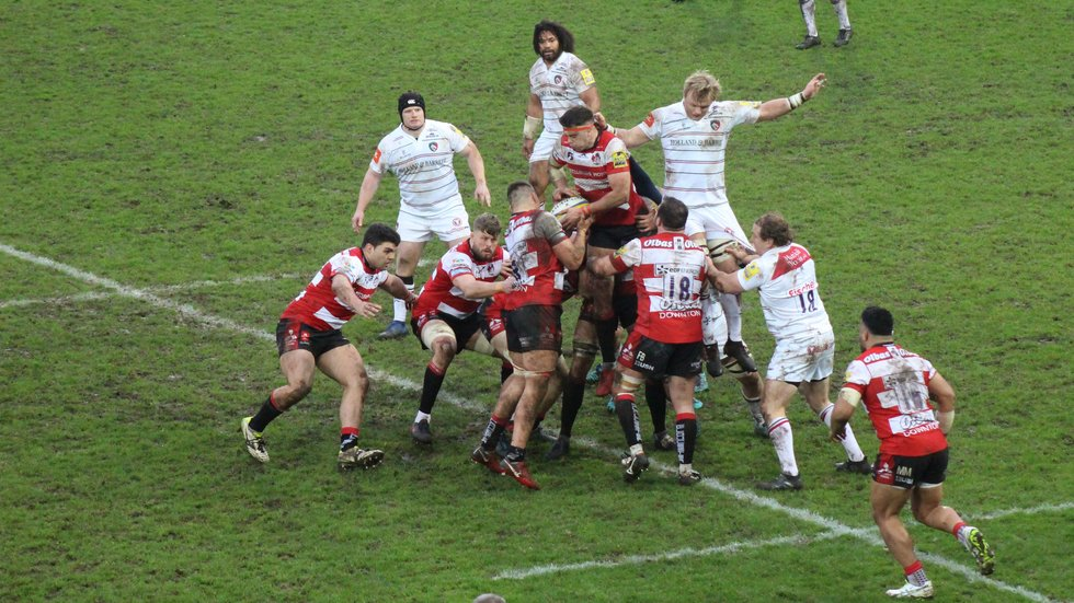 Match Highlights: Gloucester v Tigers | Leicester Tigers