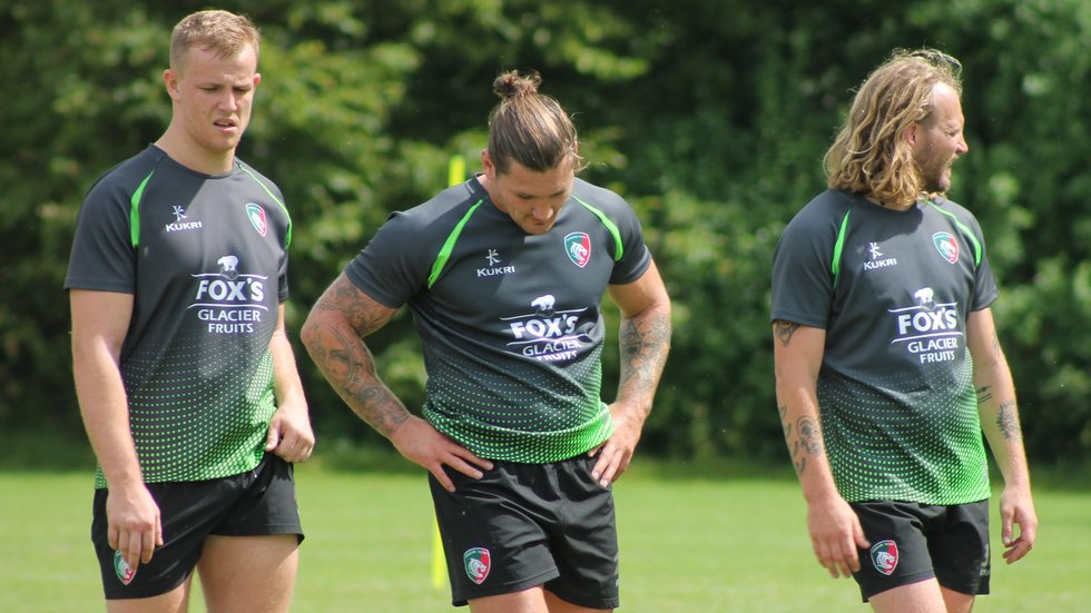 The Tigers squad are back to work with a big season ahead of them