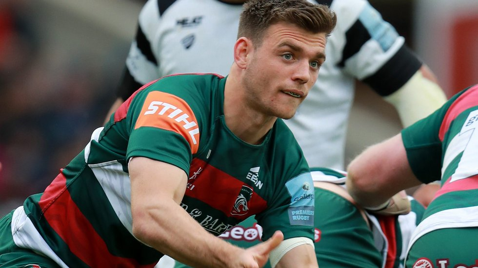 Ben White will end a breakthrough season with an appearance in national colours at Twickenham.
