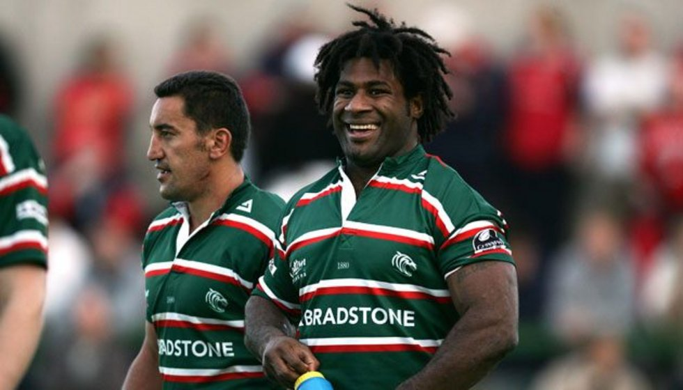 Seru Rabeni was a hugely popular figure at Welford Road in five years with Tigers