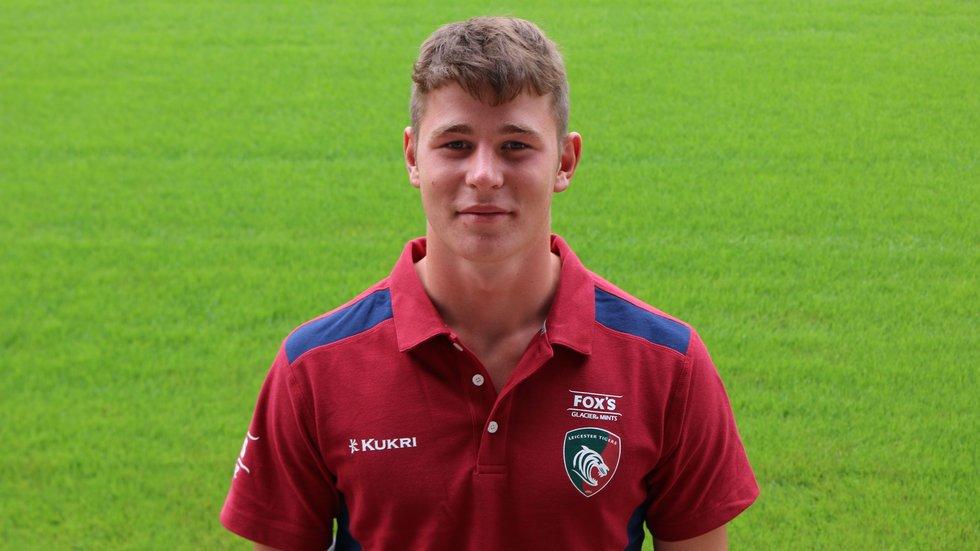 Freddie Steward, Leicester Tigers Academy fullback