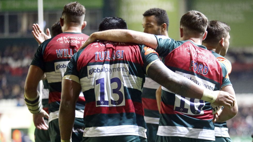 A Tuilagi has been at the heart of the Tigers Family for nearly two decades