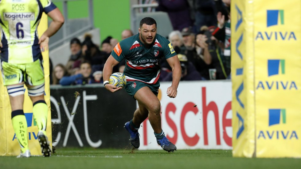 Ellis Genge returns to the starting line-up for the trip to Twickenham